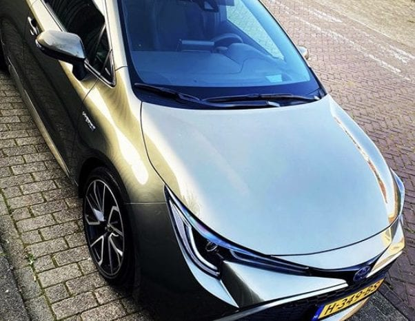 Toyota corolla Hatchback vol