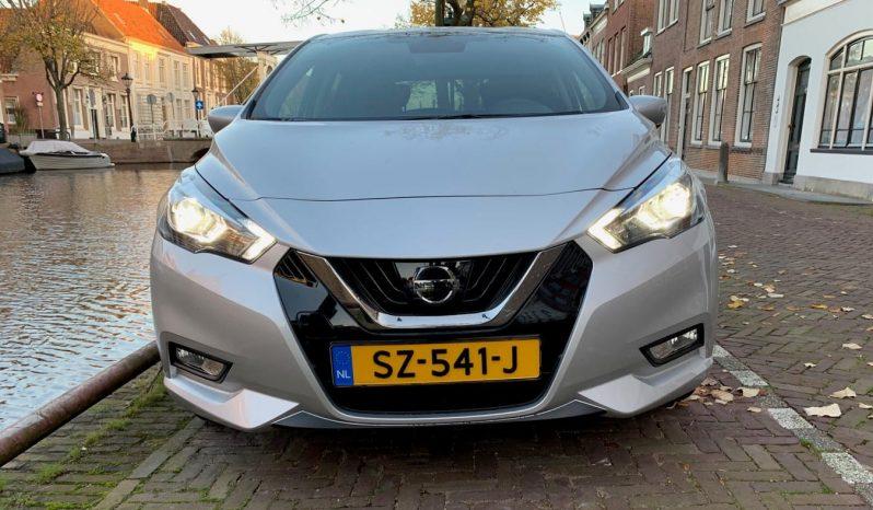 Nissan Micra vol