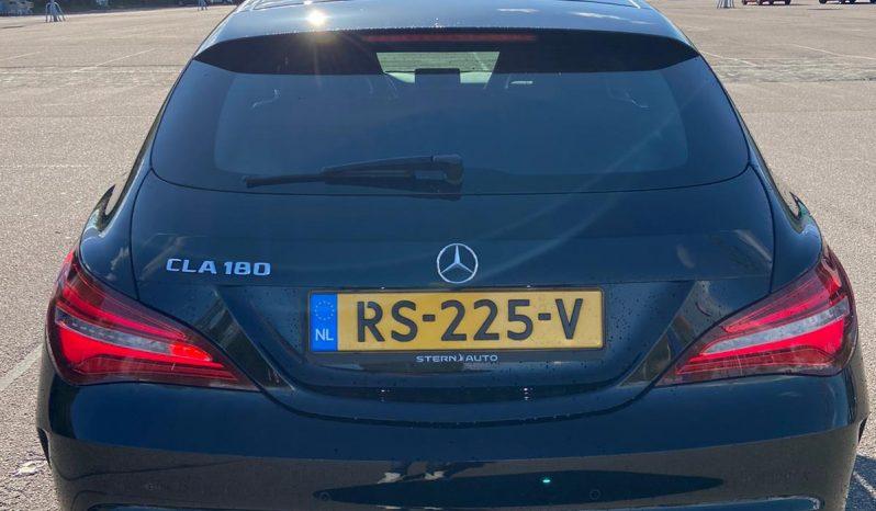 Mercedes-Benz CLA 180 vol